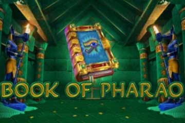 Book of Pharao video slot