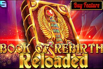 Spela Book Of Rebirth Reloaded slot