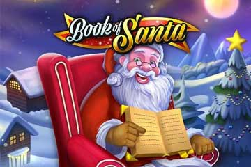 Book of Santa video slot