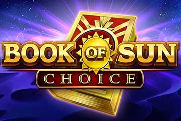 Book of Sun Choice slot