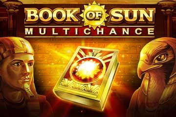 Book of Sun Multichance slot