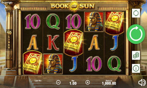 Book of Sun slot