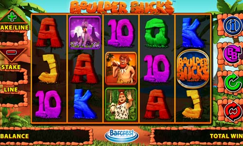 Boulder Bucks videoslot