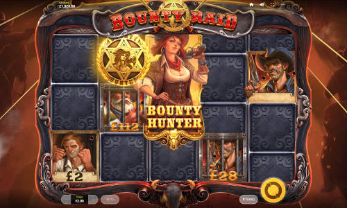 Bounty Raid videoslot