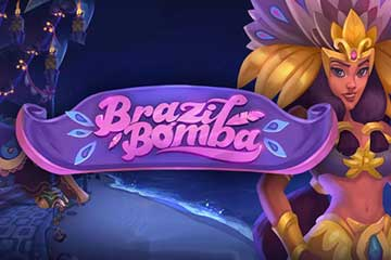 Brazil Bomba video slot