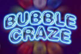 Bubble Craze video slot