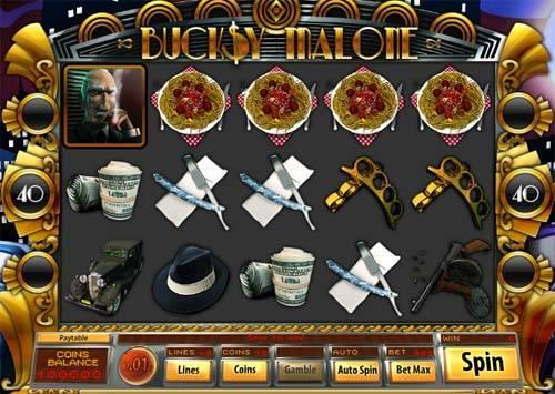 Bucksy Malone free slot