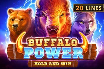Buffalo Power Hold and Win slot