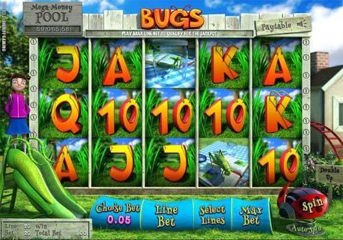 Bugs videoslot