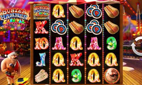 Buster Hammer Carnival slot