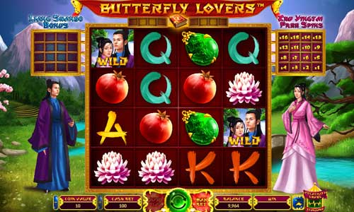 Butterfly Lovers slot