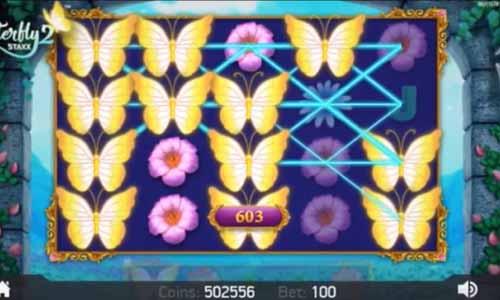 Butterfly Staxx 2 videoslot