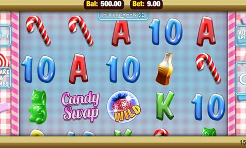 Candy Swap slot