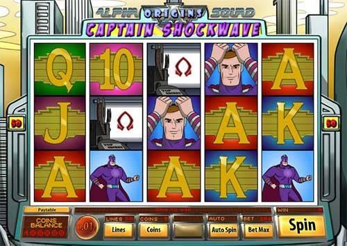 Champions captain shockwave saucify casino slots jbelah