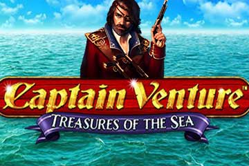 Spela Captain Venture Treasures of the Sea slot