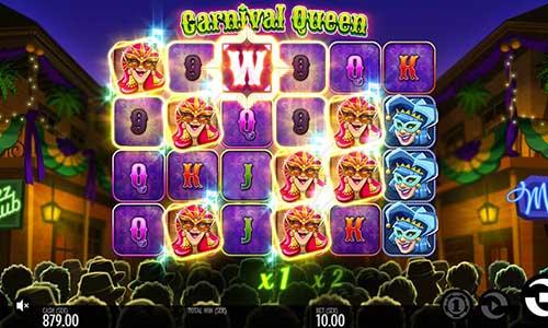 Carnival Queen videoslot