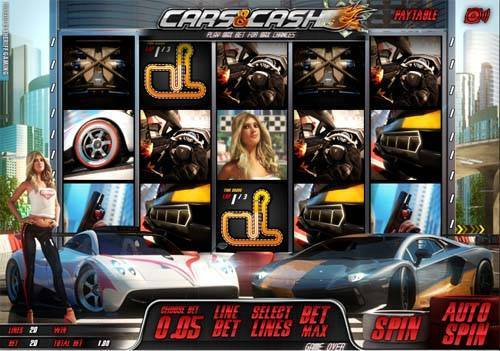 Cars And Cash slot