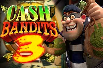 Cash Bandits 3 slot gratis demo och recension