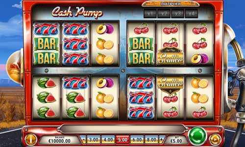 Cash Pump videoslot