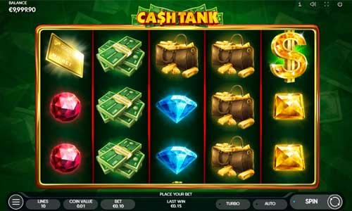 Cash Tank videoslot