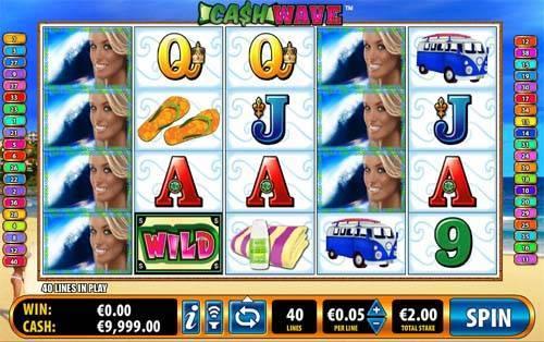 Cashwave slot