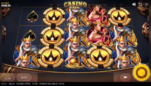 Casino Spin videoslot