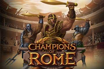 Champions of Rome video slot