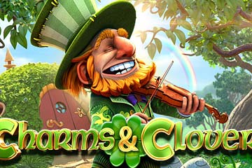 Charms and Clovers video slot