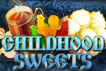 Spela Childhood Sweets slot