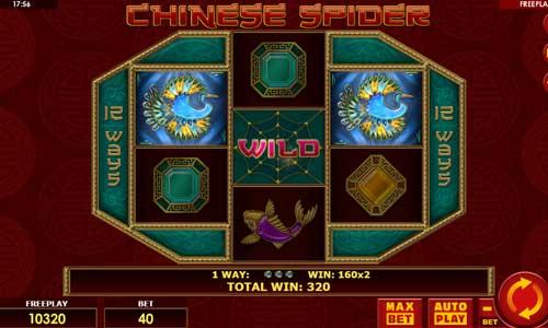 Chinese Spider videoslot