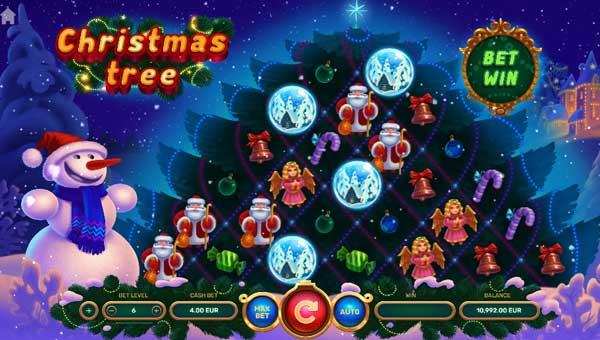 Christmas Tree videoslot