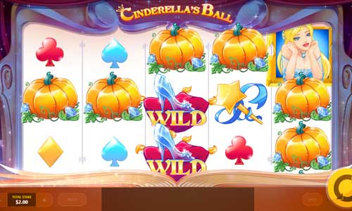 Cinderellas Ball videoslot