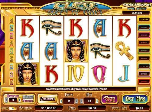 Cleo free slot