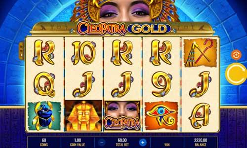 Cleopatra Gold videoslot