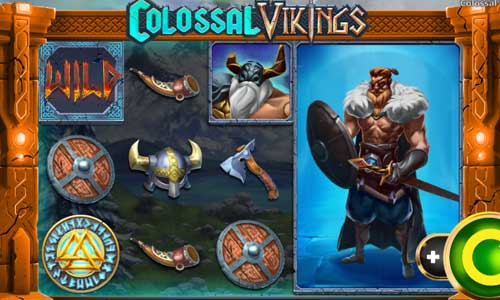 Colossal Vikings videoslot