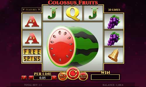 Colossus Fruits slot