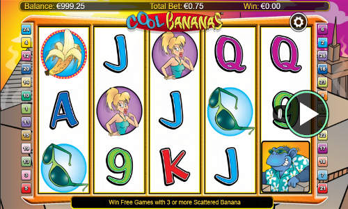 Cool Bananas free slot
