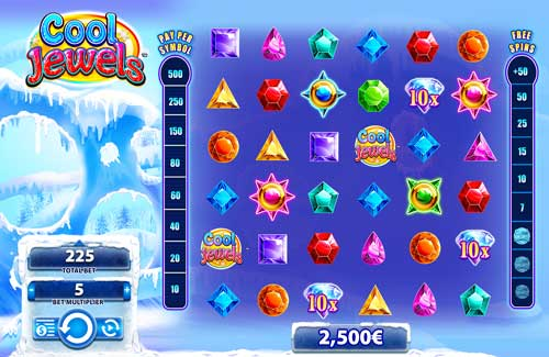 Cool Jewels slot