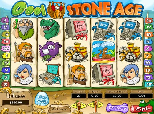 Cool Stone Age slot