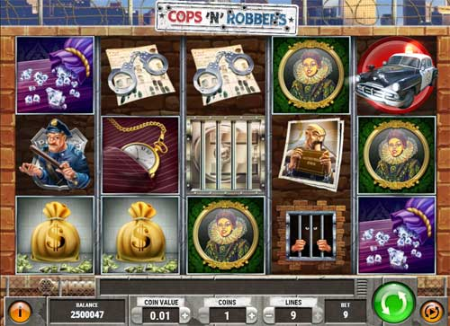 book of ra online casino echtgeld cops and robbers slot