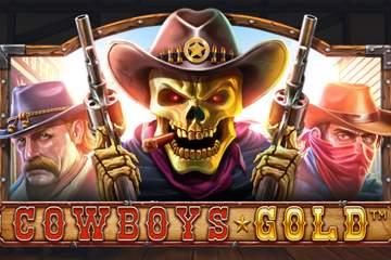 Spela Cowboys Gold slot