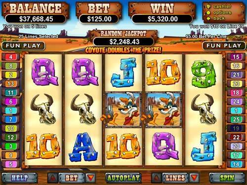 Play Slots Win Real Money