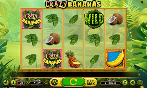 Crazy Bananas slot