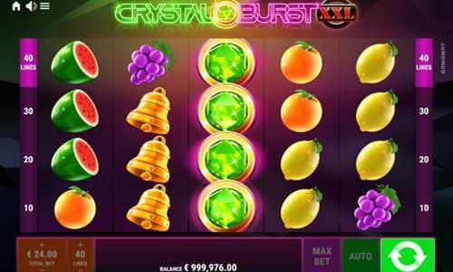 Crystal Burst XXL videoslot