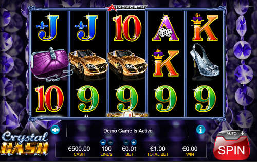 Crystal Cash free slot