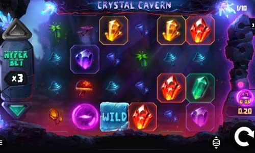 Crystal Cavern videoslot
