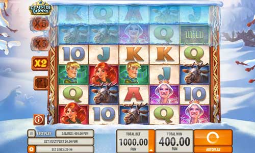 Titan Thunder Slot - Play Quickspin Casino Games Online