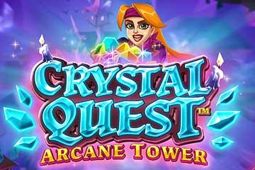 Spela Crystal Quest Arcane Tower slot