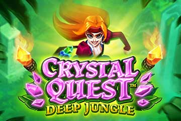 Spela Crystal Quest Deep Jungle slot