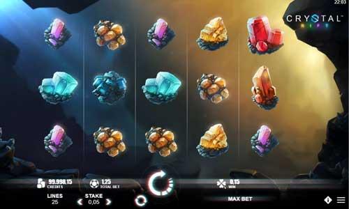 Crystal Rift free slot